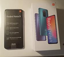 Сяоми Redmi Note 9, новый, Global Version