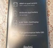 Redmi Note 9 4/128. 3500 руб.