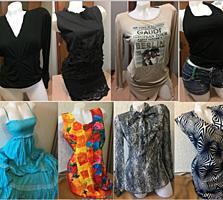 Новые и б/у вещи - ХS, S, М, L! Распродажа! Майки, футболки, туники...