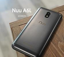 ЭКСКЛЮЗИВ только в ДОЗВОН‼ Nuu mobile A6L. CDMA+GSM, любой пакет IDC!