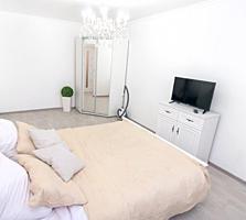 1-комнатная квартира, с ремонтом, мебелью и техникой