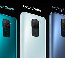 Продам новый телефон Сяоми Redmi Note 9 3/64 Midnight grey