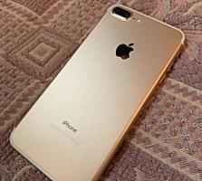 Продам iPhone 7 Plus 32GB (золотой)