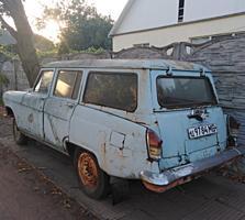 Волга газ 22 фургон