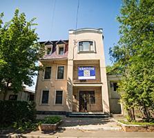 Spre vanzare casă, amplasată în CENTRUL Chisinaului! Suprafața casei .
