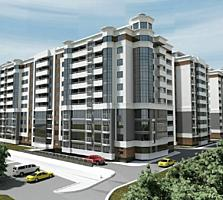 Va oferim spre vinzare apartament cu 2 odai + living in Centrul ...