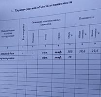 Продаётся участок с домом в с. Владимировка