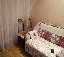 Cameră în cămin separată în două camere cu balcon, Buiucani