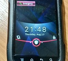 Защищённый смартфон Casio G'zOne Commando C771