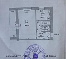 1-комнатная кв. на Борисовке.