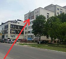 Продаётся 3-х комнатная квартира в центре Тирасполя