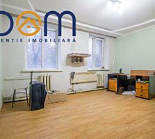 Apartament cu 2 camere separate, 36 m2, etajul 1 din 4, Buiucani