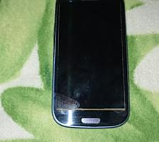 Продам Самсунг Гэлэкси s3 CDMA+GSM на запчасти или под восстановление.