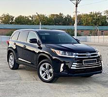Гибрид! Toyota Highlander Limited Platinum. Торг/Обмен.