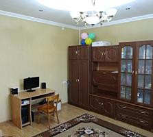 Продается просторная 2-комнатная квартира 51 кв. м с ремонтом, утеплен