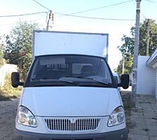 Продам ГАЗ 3302-1216, грузовая Газель с термобудкой, 2009г. в., бензин