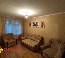 Продается 2-комнатная квартира, район Тернополя, с мебелью.