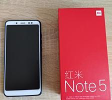 Продам смартфон Redmi Note 5 3\32 - 2000 рублей.