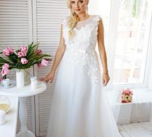 Продам свадебное платье 100$