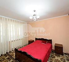 Se oferă spre vânzare un apartament spațios, cu 4 camere. Amplasat ...