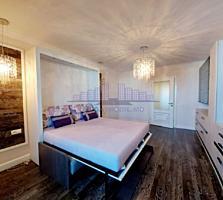 Apartament cu 2 camere separate, 71 m2, bloc nou. Botanica, Cuza Vodă