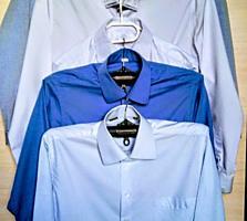 В школу, офис! Продам мужские рубашки, брюки Zara р-р 46-48,80-100 руб