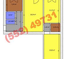 3-комнатная квартира Борисовка г. Бендеры