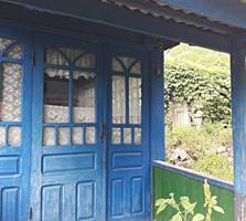 Дом в Глодянском районе селе ЯБЛОНА!! Для тех кто мечтает о тишине!
