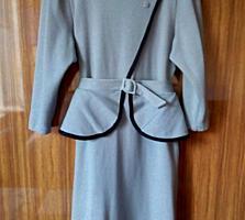 Платье полушерстяное, качественное, производство Белоруссия, 44размер(М)
