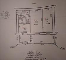 Продам 2х комнатную квартиру с большой пристройкой