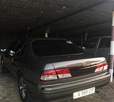 Nissan maxima(пропан - бензин)