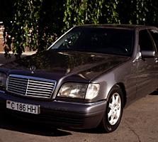 Легендарный Mercedes w140
