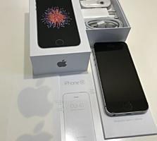 iPhone SE 32 GB, Space grey. Официальный. Свой