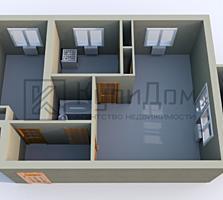 2- комнатная квартира на Балке.