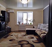 2-ком. квартира, Западный, евроремонт, 143 серия, не угловая