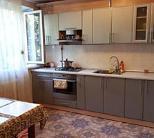 3-х комн. с евроремонтом+ частично мебель+подвал, кухня - 15м2! 34500$