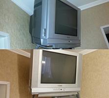 ТВ в хорошем состоянии.