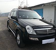 Продаю авто Ssangyong Rexton или меняю на недвижимость+моя доплата.