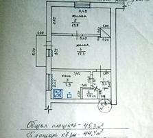2/2, крыша шатровая, автономное отопление, гараж, сарай, 9000