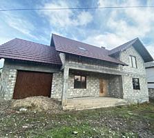 Ialoveni! casă in 2 nivele, 3 camere spațioase!