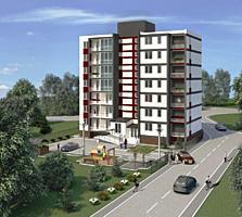 Vând apartament cu 390€/m2, suprafața de 57,5m2-2 odăi, or. Hîncești