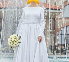 Дизайнерское свадебное платье. 250€