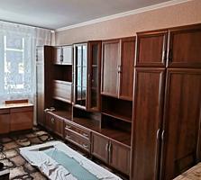 Продается 1 комната 32 кв. м. на 3 этаже 5-ти этажного дома, середина,