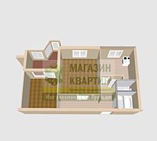Продается 2-комнатная квартира. 143 серия