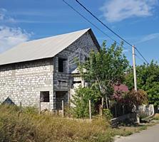 Se vinde casă nefinalizată, or. Cricova, zona nouă! Suprafața totală .