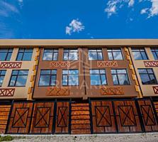 Se vinde TownHouse, Durlești, dat în exploatare, cu TERASĂ! Imobilul .
