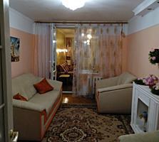 Продается 3-комнатная квартира с евроремонтом на Балке 3/5