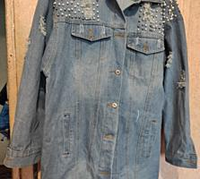 Куртки женские, б\у и новое, в отличном состоянии