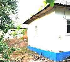 Продается участок с домом недалеко от Единец (39 соток)