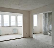 Большая 1- комнатная квартира в новострое.